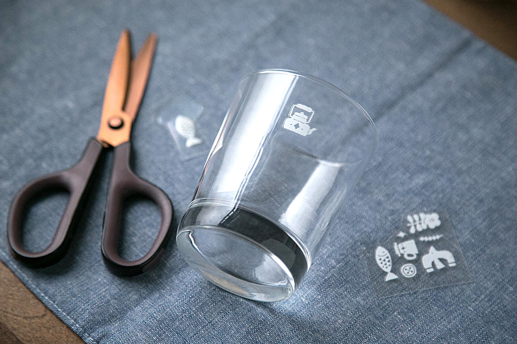 轉印裝飾貼紙 - 北歐紋樣日常雜貨