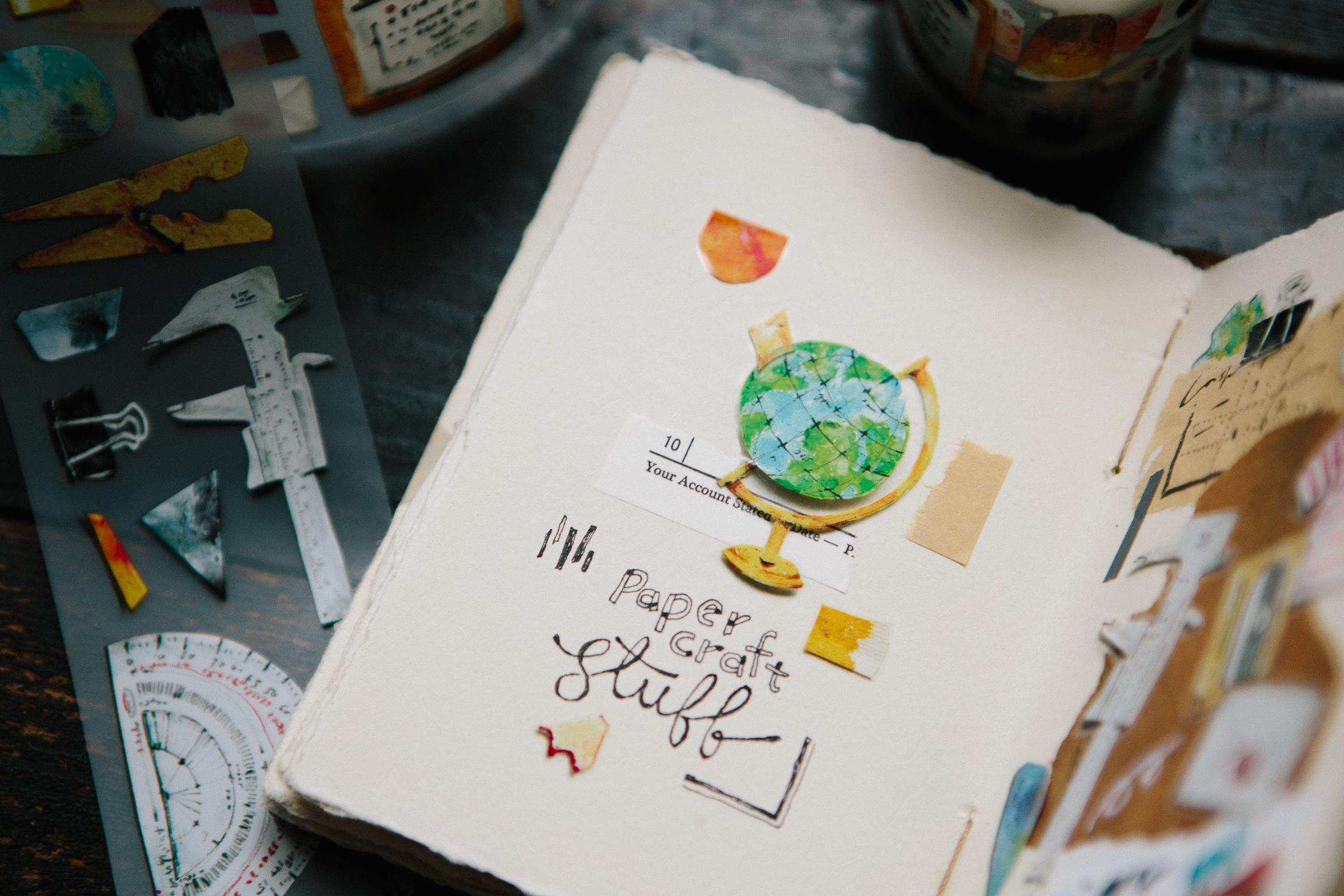 Paper Craft - Stuff PET 膠帶