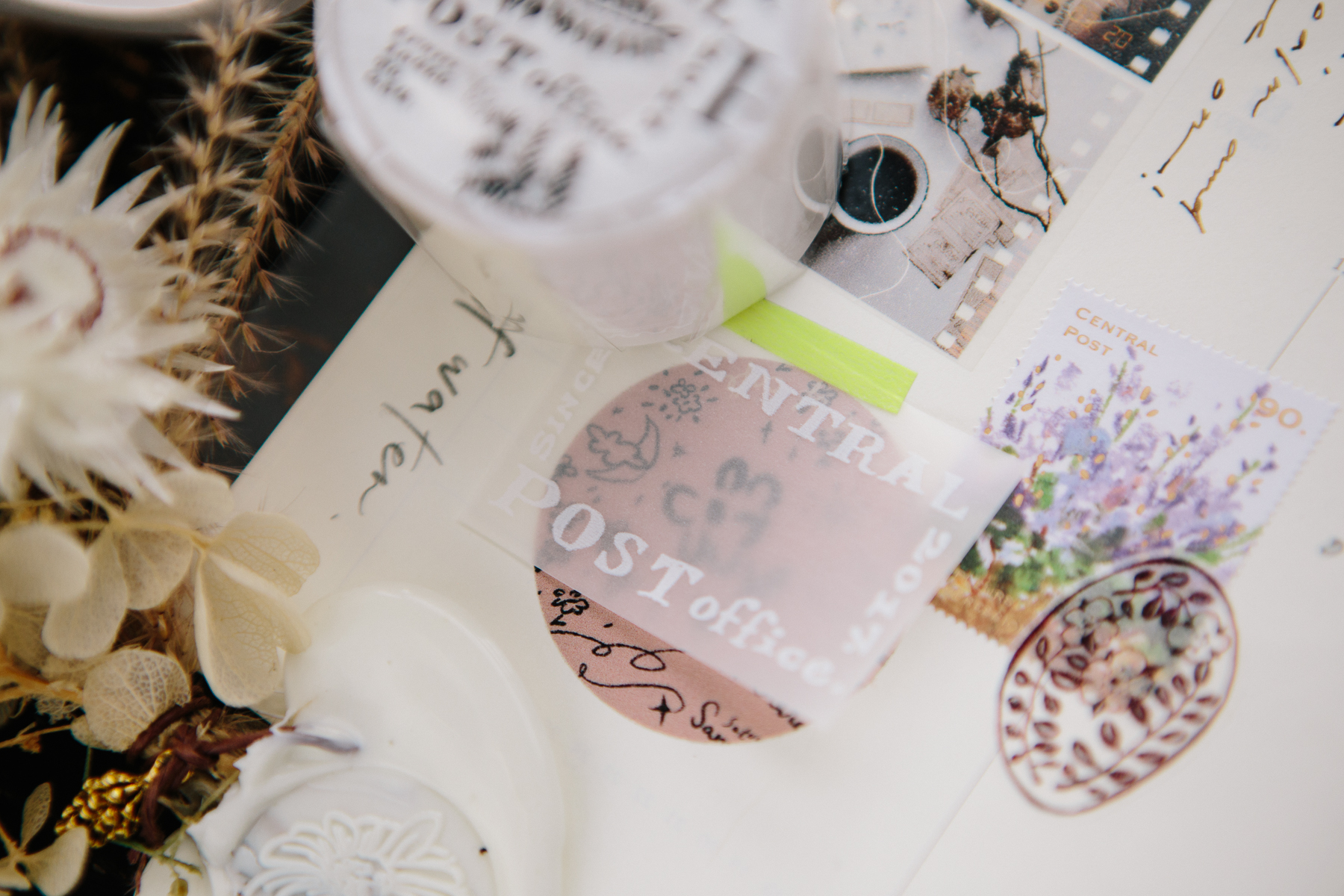 OURS 森林郵務 描圖紙卷