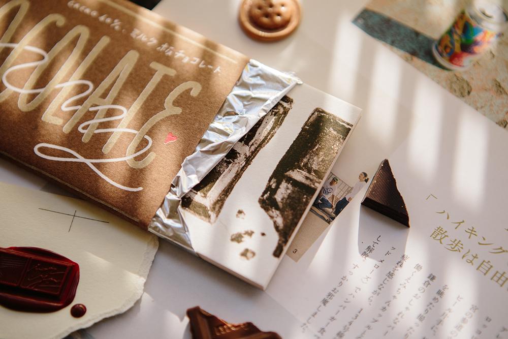 HANK x 東維工業 巧克力禮物盒