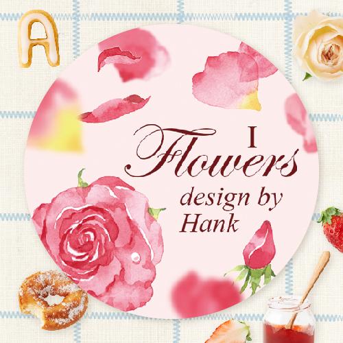 005-H01 Flowers1 Rose