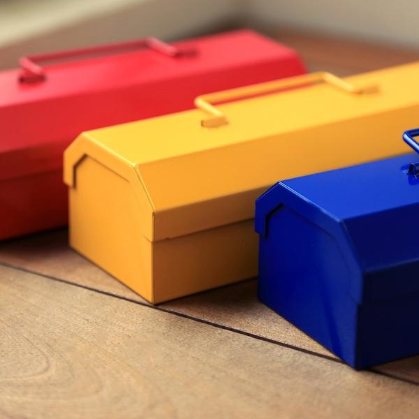 日本 MOTIF 烤漆便攜型工具箱