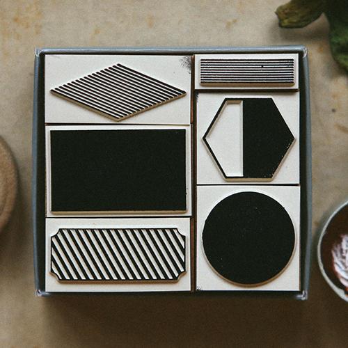 Geometry 2 DIY Stamp Set