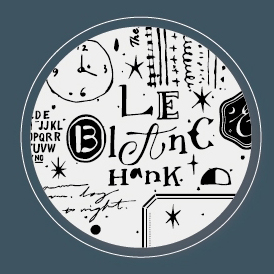 Le Blanc Tracing paper tape