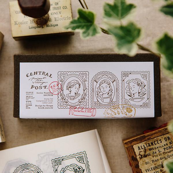 Beautiful Moment Stamp Set