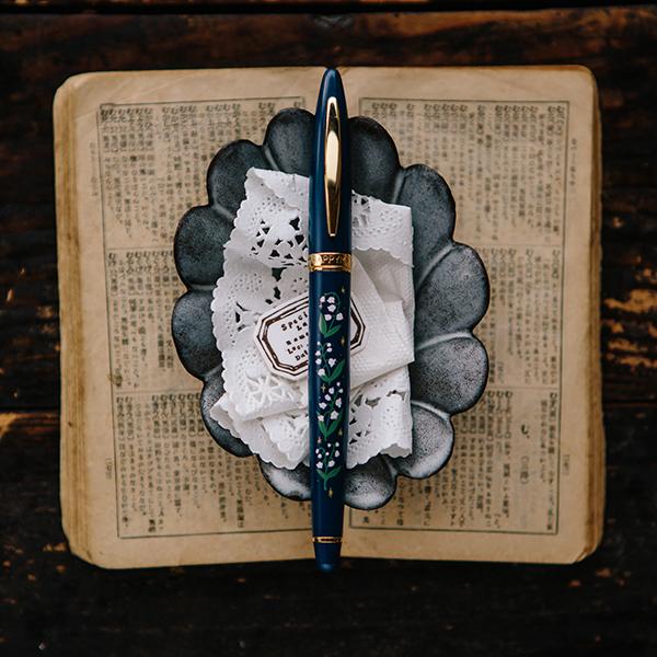 HANKxARTEX Muguet Fountain Pen [Batch 2]