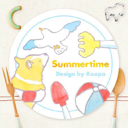 003-K03 Summer Time